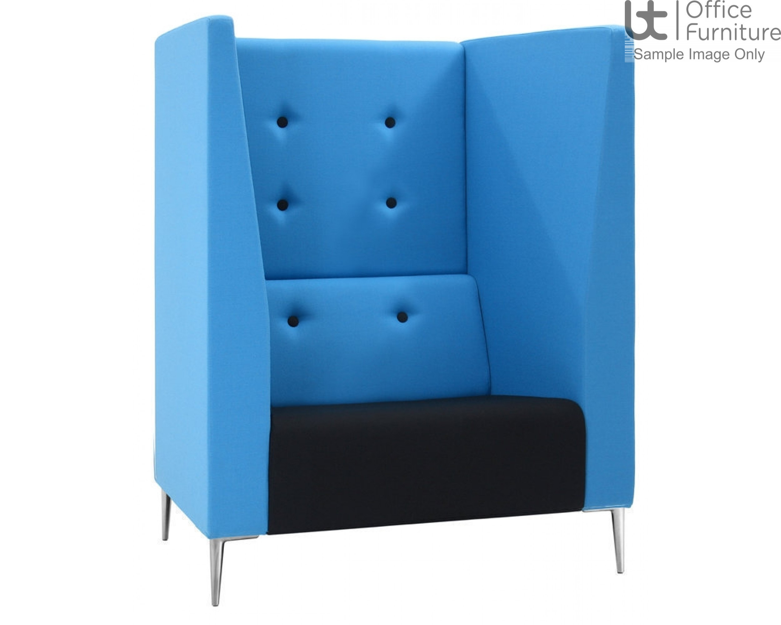 Verco Pod/Booth - Jensen-Up Single Unit with a High Acoustic Surround