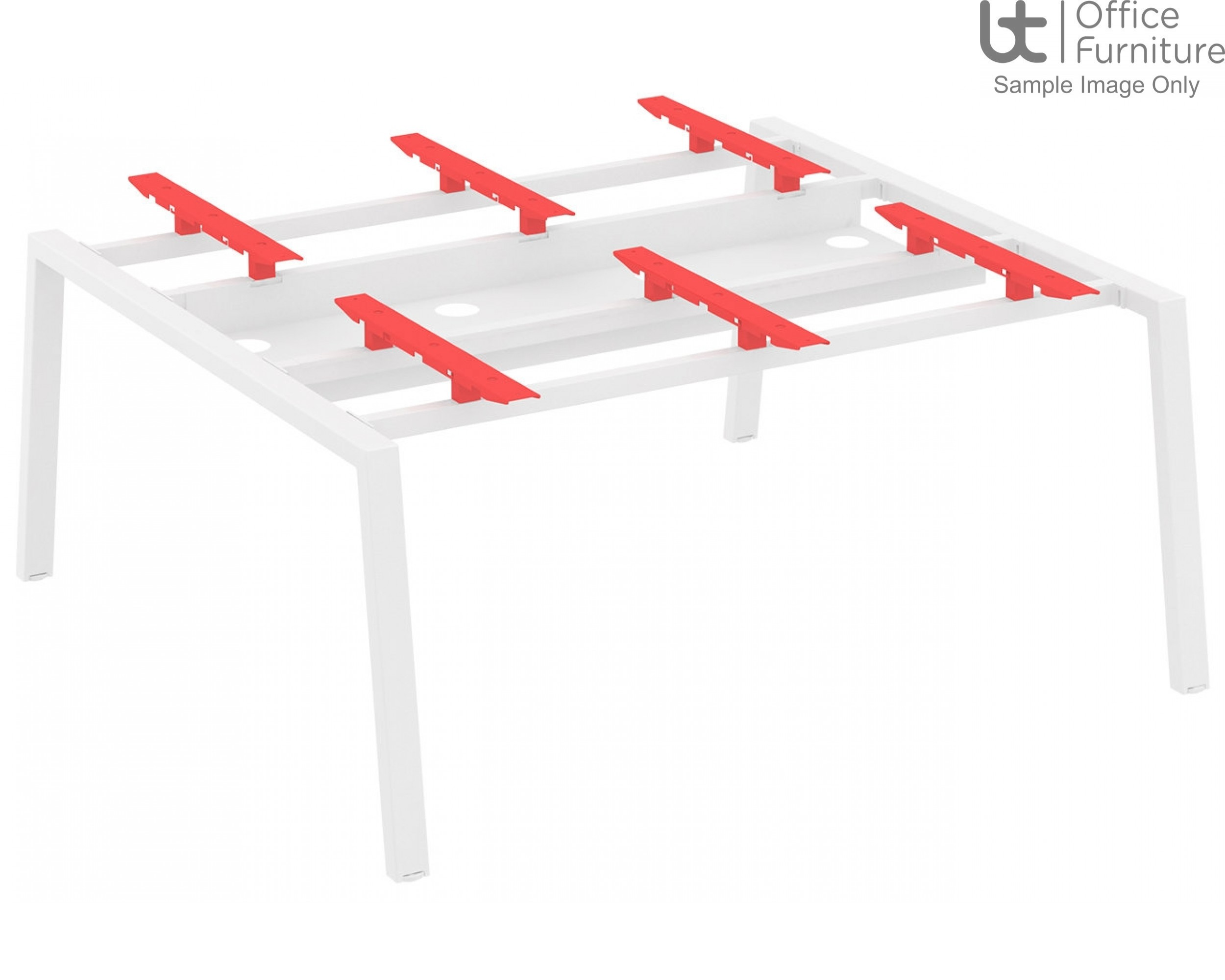 Elite Linnea Accessory - Linnea Height Settable Spacers for Double Benches