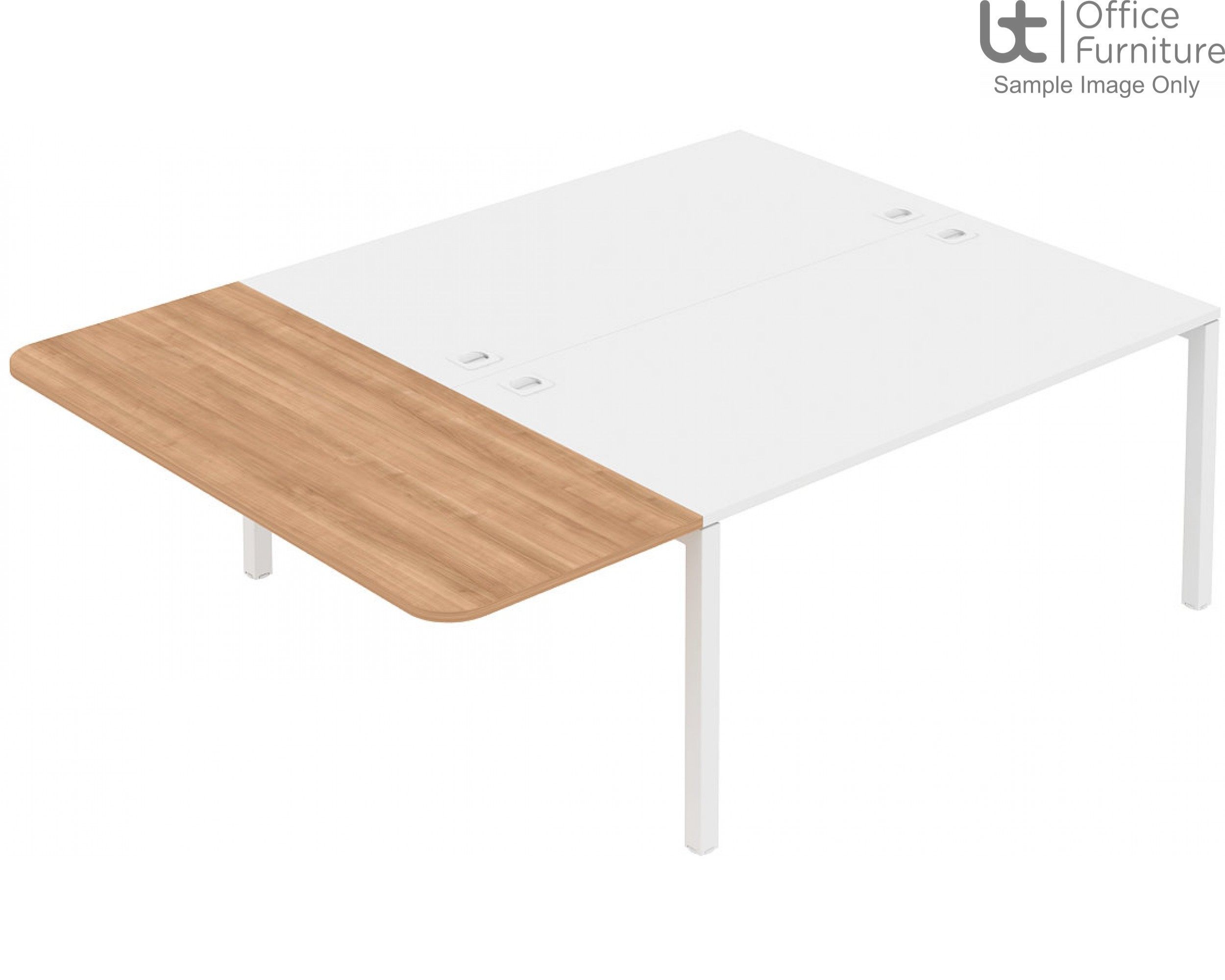 Elite Matrix Table - Straight Extension Without Dividing Screen