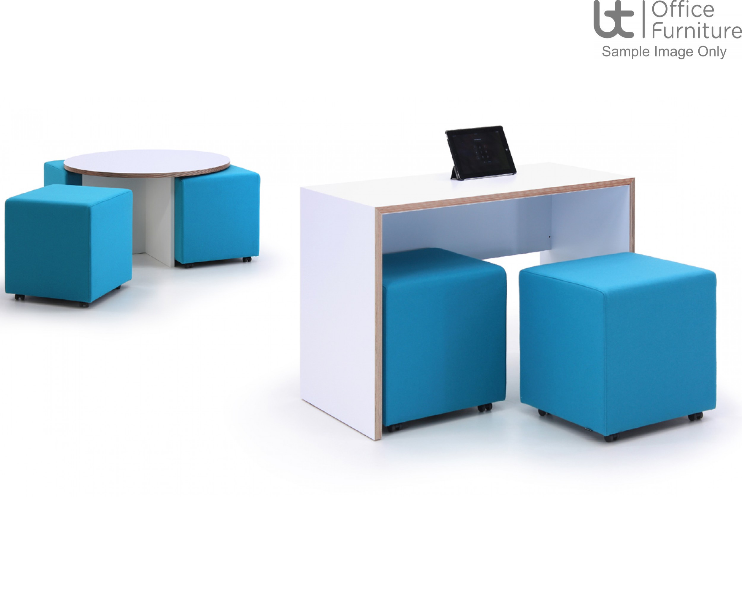 Box-It - Occasional Work Table