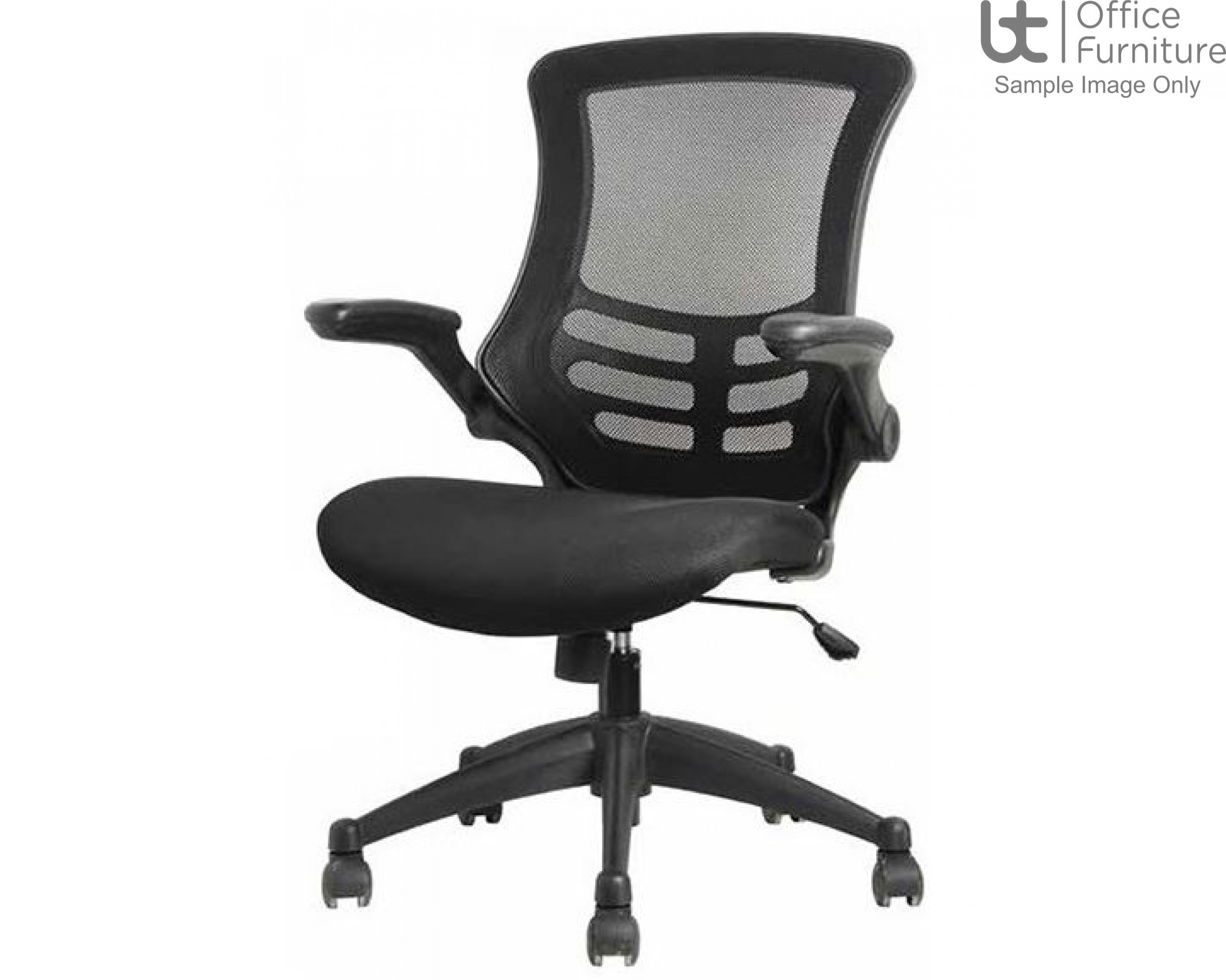 Budget Mesh Back Task and Operator Chairs