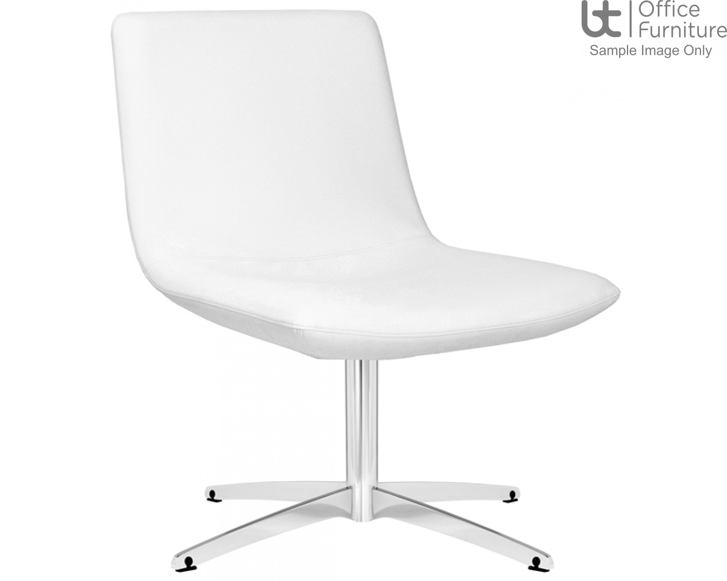 Elite Leather Chique Lounge Chairs