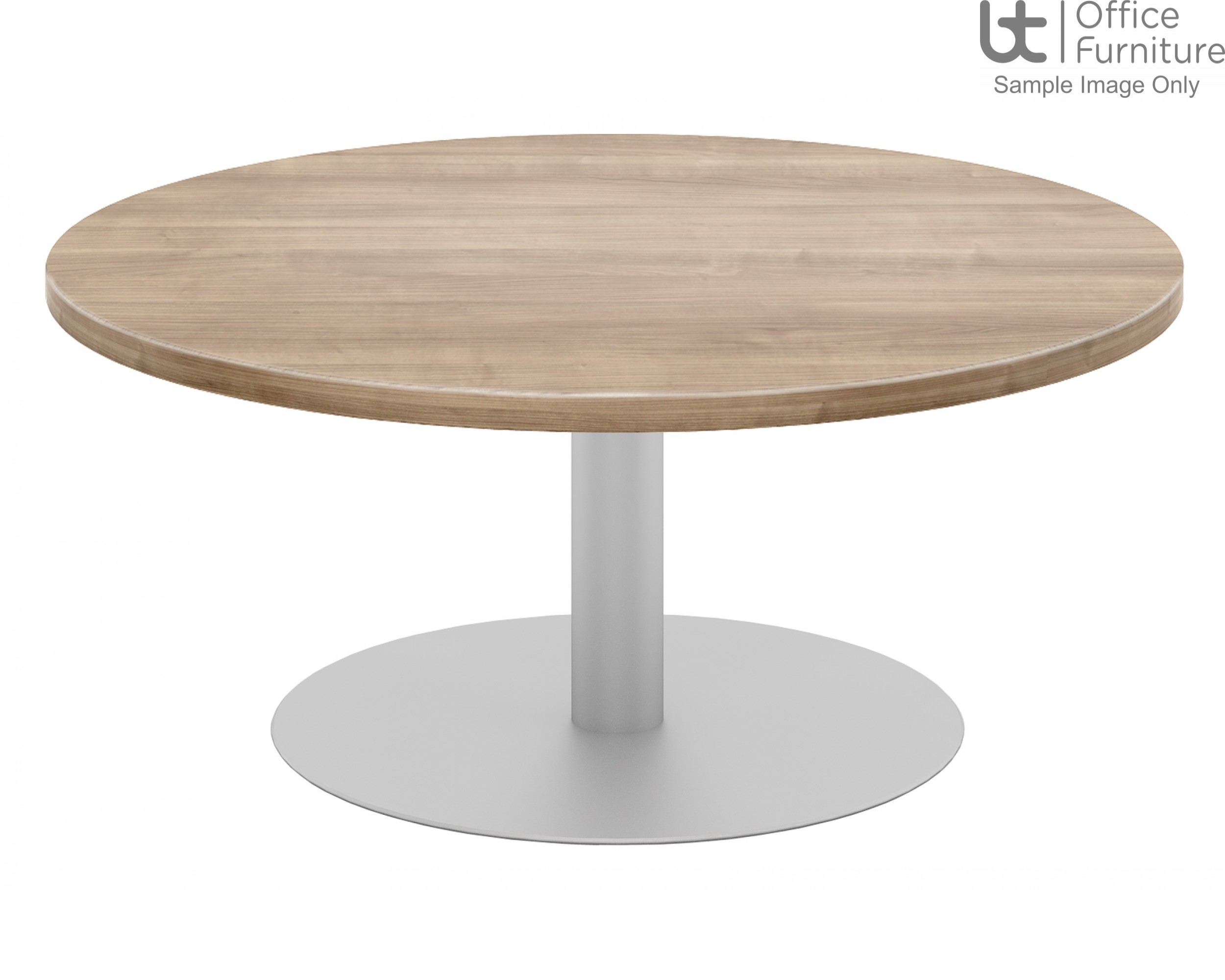 Elite Coffee Tables - Circular with Steel Base