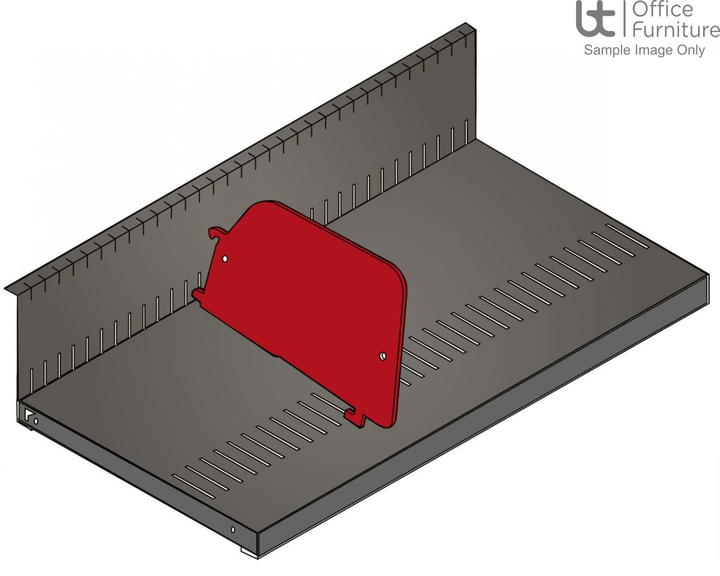 MB Storage Accessories - Slotted Shelf