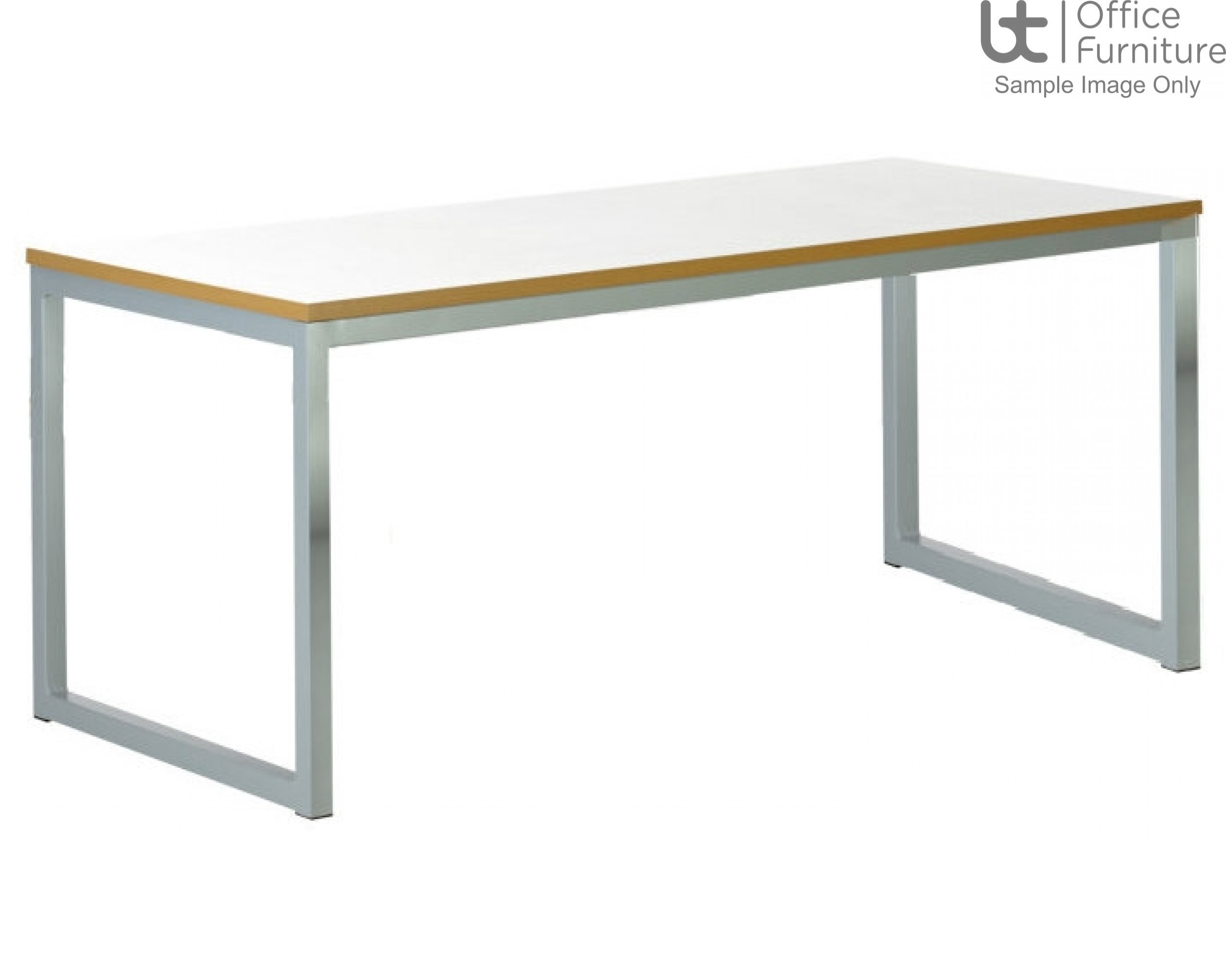Urban 40/40 Robust 25mm Laminate Top School Bench Dining Table W1500mm (Std Frame Colours)