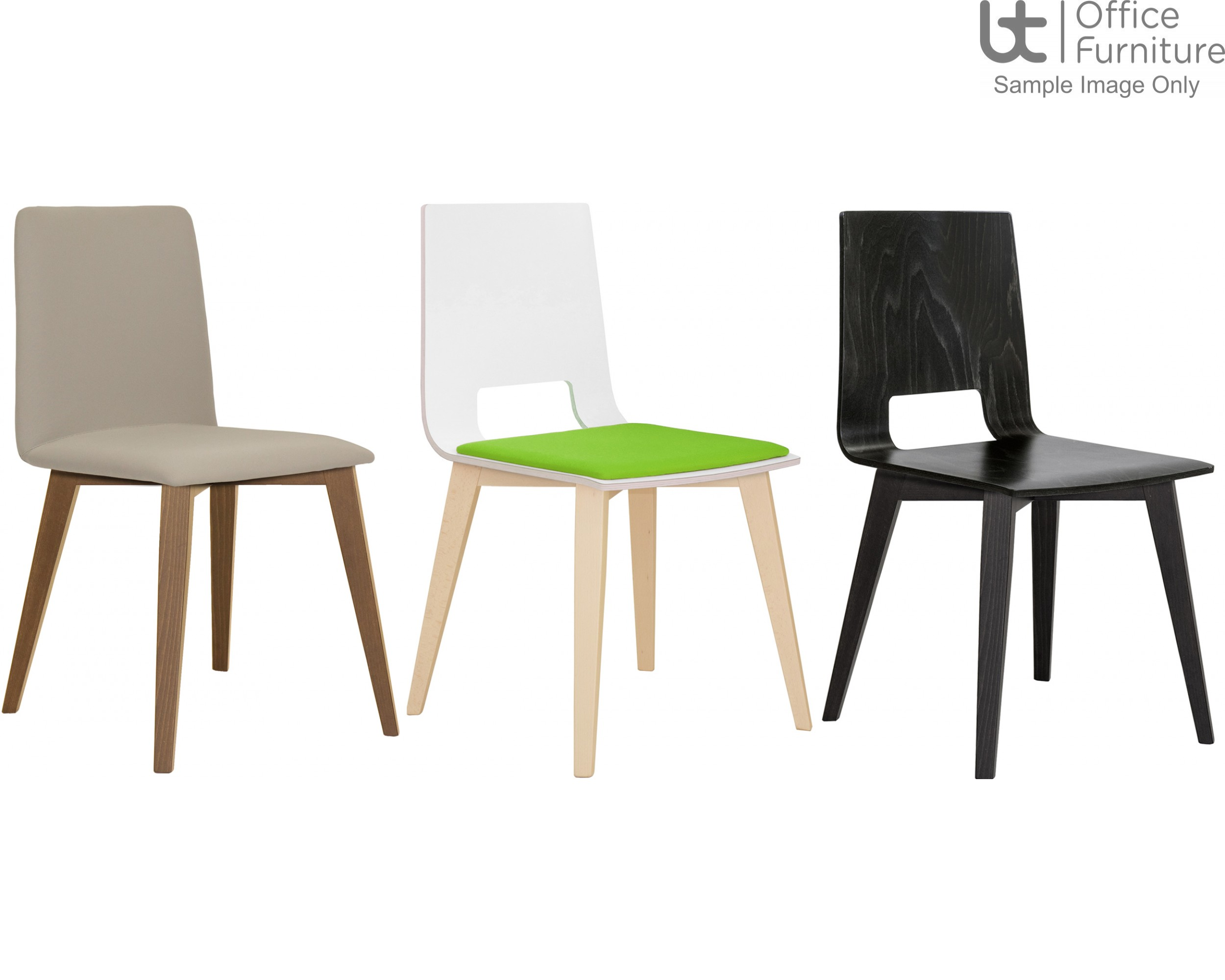 Elite Breakout Seating - Multiply Wood Breakout Chairs