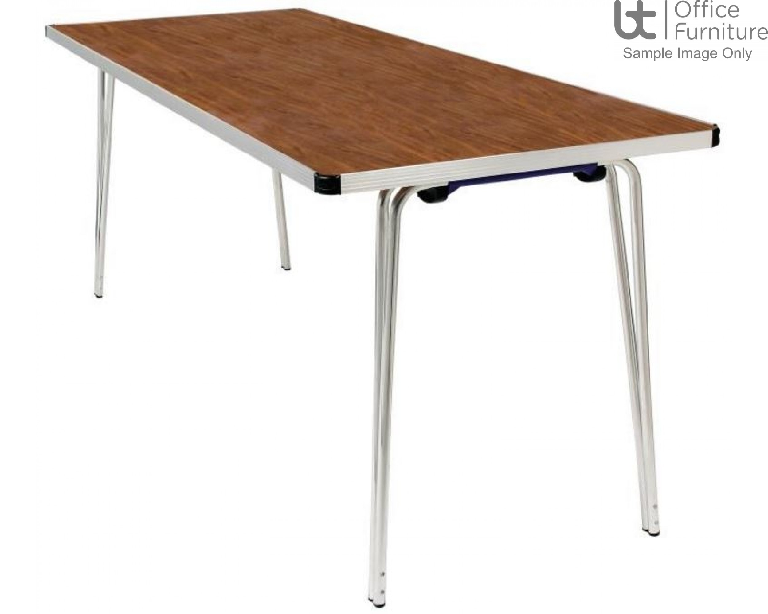 Contour Dining/Cafeteria/Canteen Folding Tables - 915mm Wide