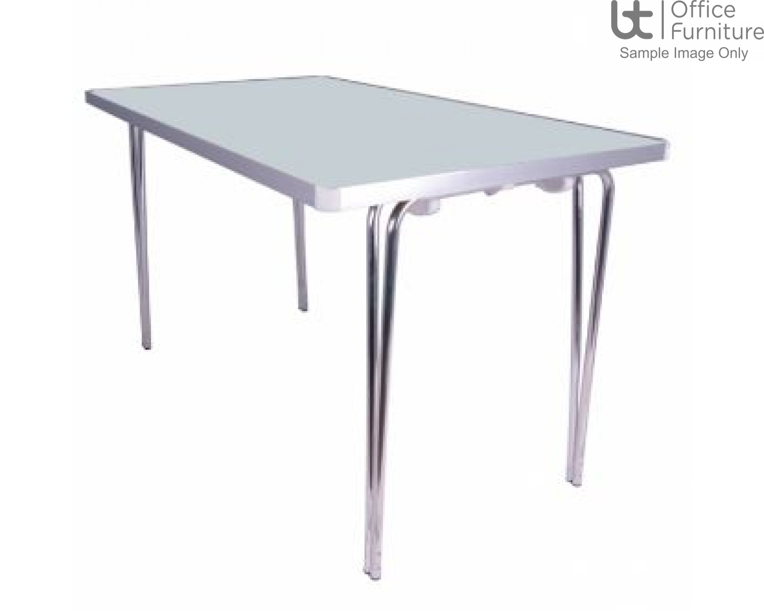 Economy Dining/Cafeteria/Canteen Folding Tables Width 1830mm