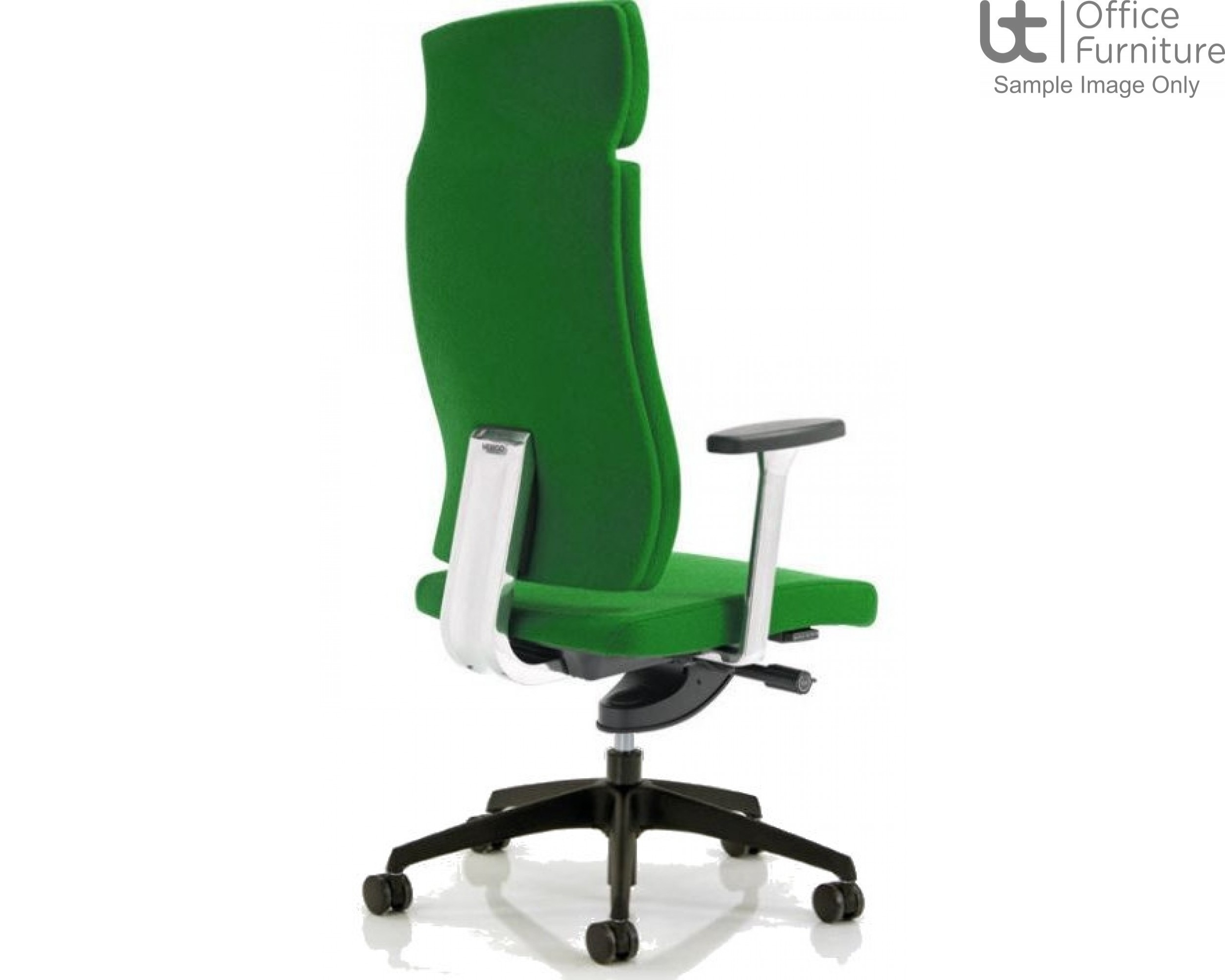 Verco Executive seating - Vibe Fully Upholstered High Back Task Armchair
