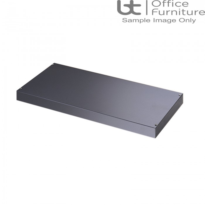 DS - Plain steel shelf internal fitment for DS systems storage - graphite grey
