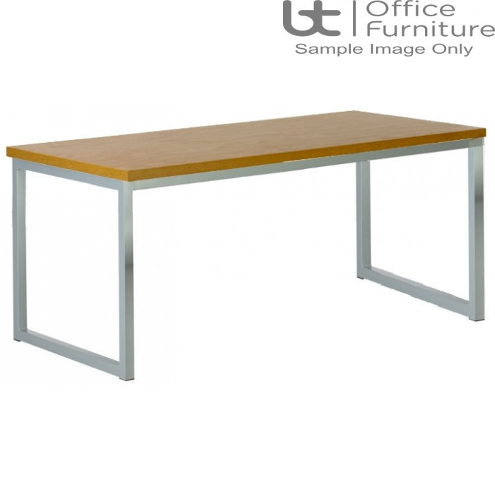 City 40/40 Robust 40mm Laminate Top School Bench Dining Table W1200mm (Std Frame Colours)