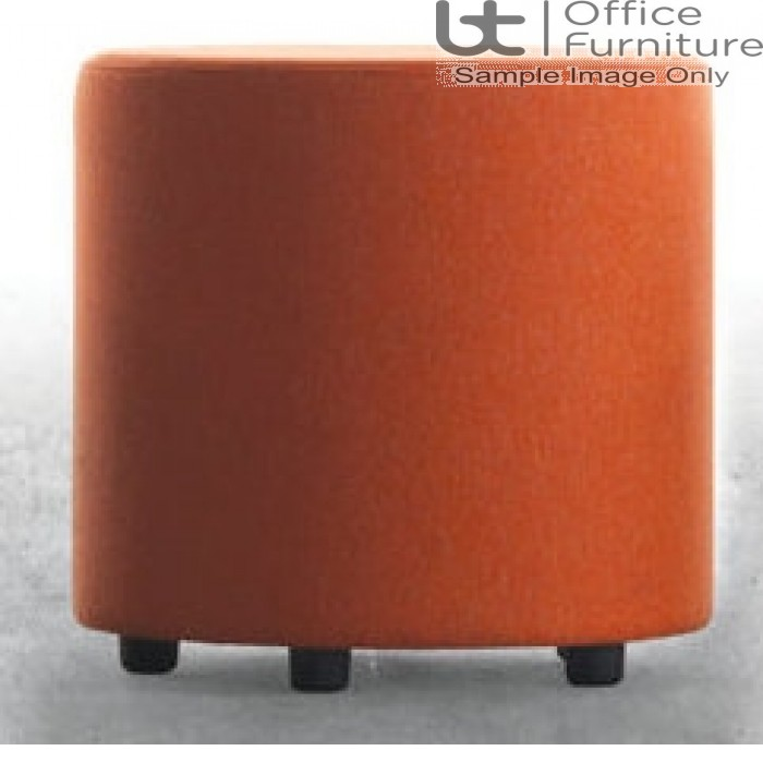 Verco Soft Seating - Box-It Single Cylindrical Seating Stool
