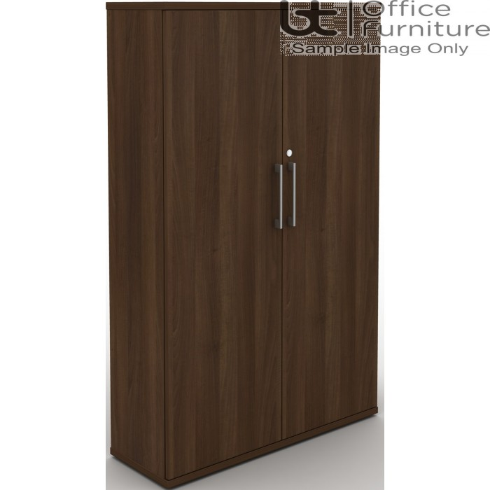 MB Storage Solutions -  Storage Cupboard 350mm Deep, 1000mm Wide - (Carcass in Matching Finish)