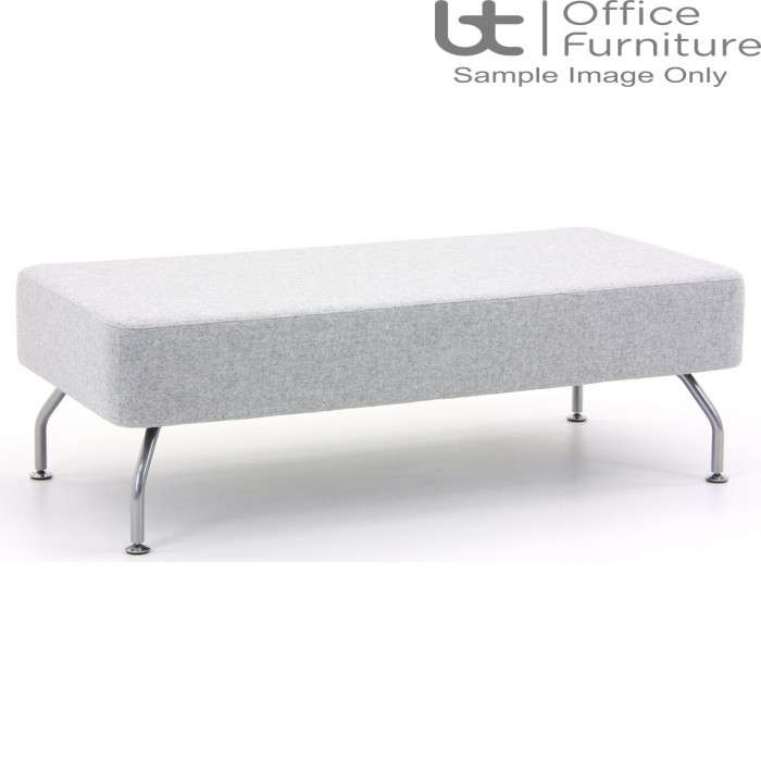 Verco Soft Seating - Brix Two Seater Unit