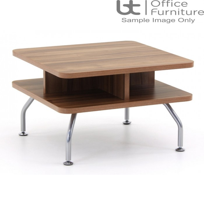 Verco Soft Seating - Brix Seat Height Square Coffee Table
