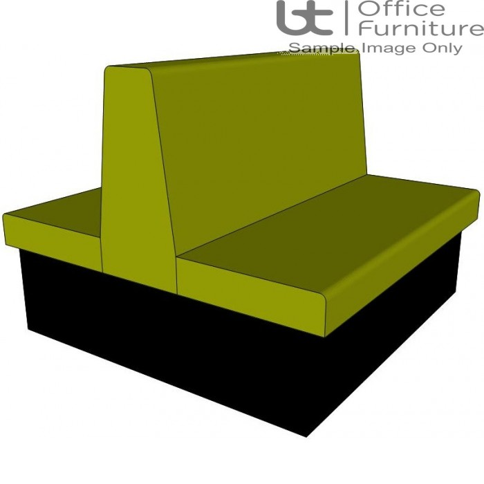 Dining Bench / Back to Back Booth Seating - 1200 & 1600mm Wide Options