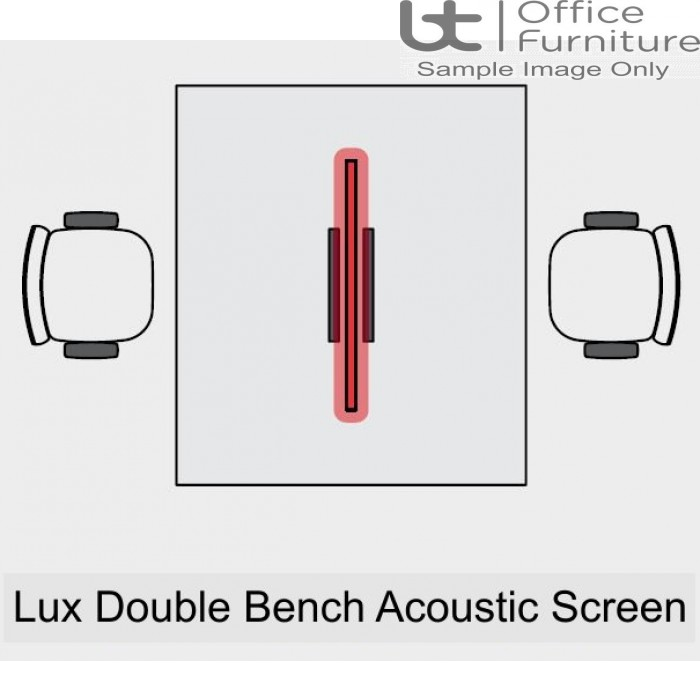 Elite Lux Acoustic Screen Available in Fabric Only