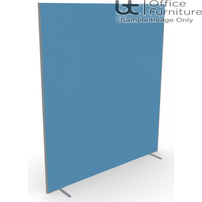 Innovate Venice Fabric Free Standing Straight Screen 1600mm High