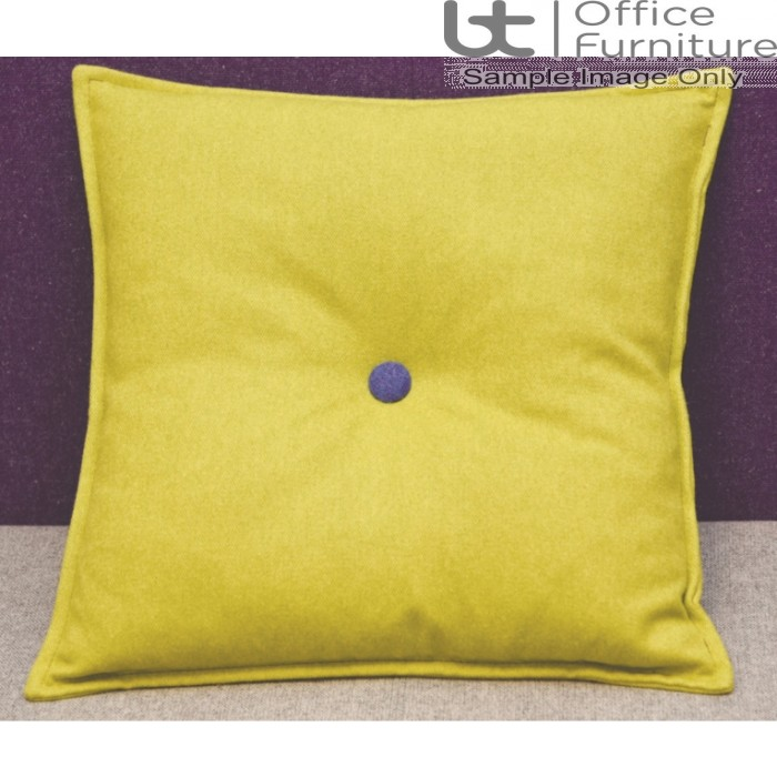 Verco Pod/Booth - Brix-Up Upholstered Square Loose Cushions (pair)