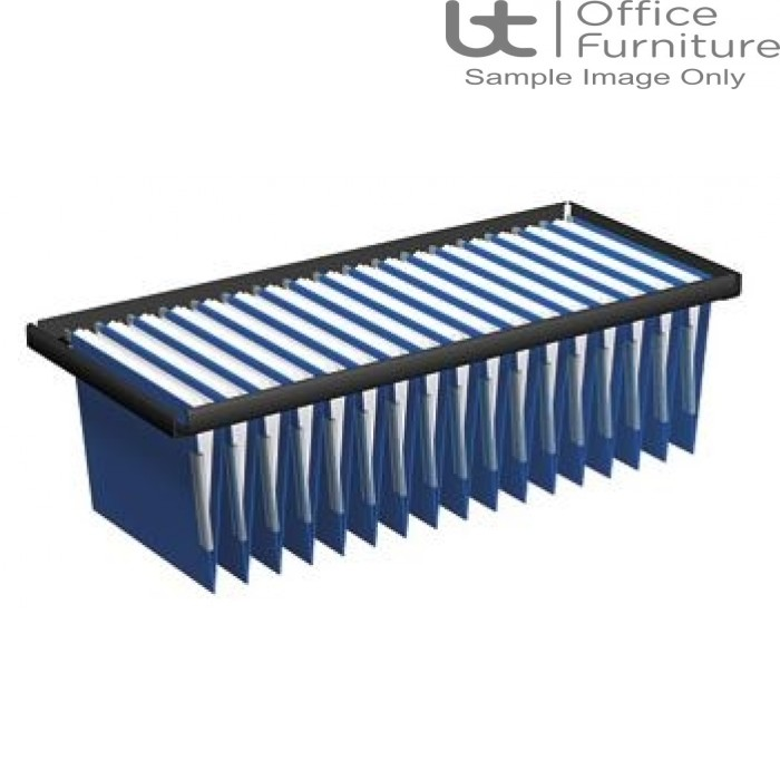 Silverline Cupboard Accessories - Lateral Filing Frame
