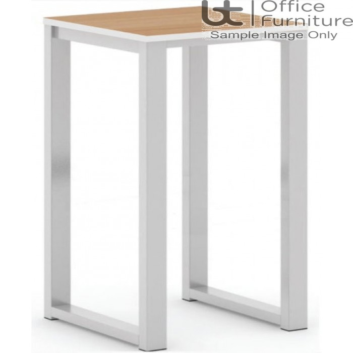 Urban 40/40 Robust 25mm Laminate Top School Bench Dining Low Stool (Std Frame Colours)