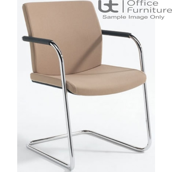 Verco Visitor Seating - Mix Full Back Stacking Armchair