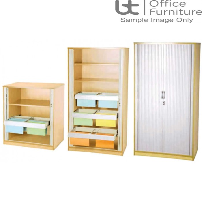 Budget Tambour Cabinets
