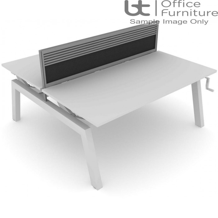 Elite Linnea Elevate System Screen with Management Rail - Fabric For Linnea Elevate only