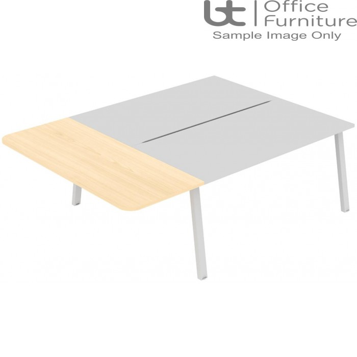 Elite Linnea Table - Straight Extension (without dividing screens)