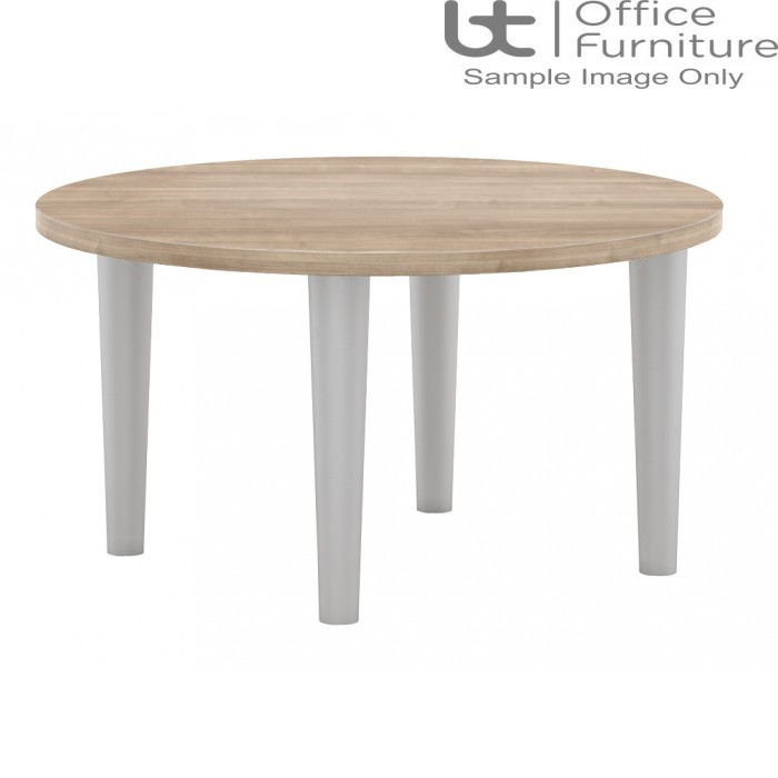 Elite Coffee Tables - Circular with 4 Tapered legs