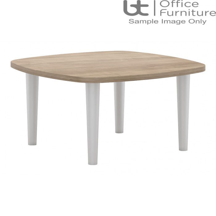Elite Coffee Tables - Squircle with 4 Tapered legs
