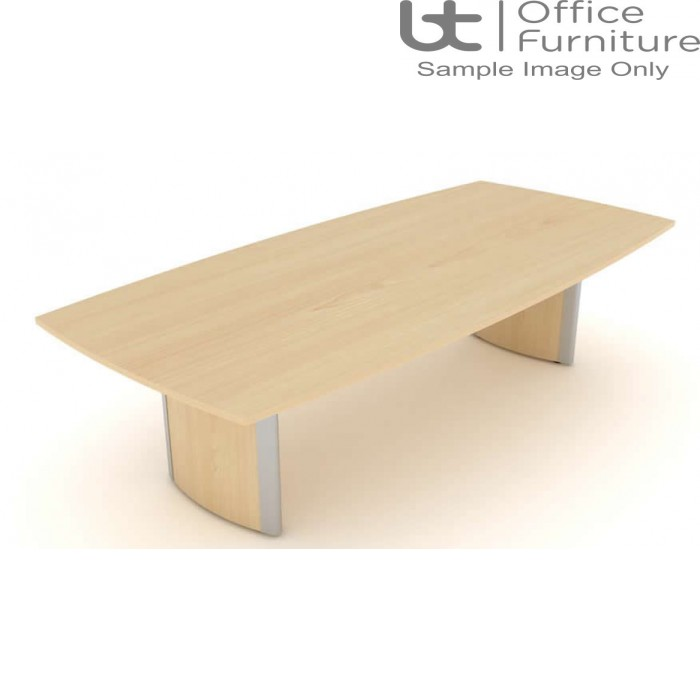 Elite Aerofoil Table - Boardroom Table Seats Up-To 8 People