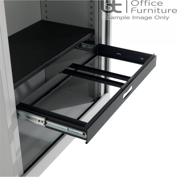 Silverline Cupboard Accessories - Roll out susp frame(+ anti tilt system)