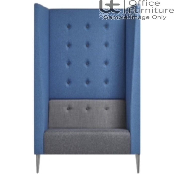 Verco Pod/Booth - Jensen-Up Plus - One-Person Unit with High Acoustic Surround