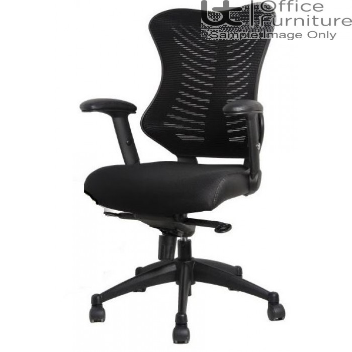 Aurora Seating High Back Mesh Support Spine Armchair