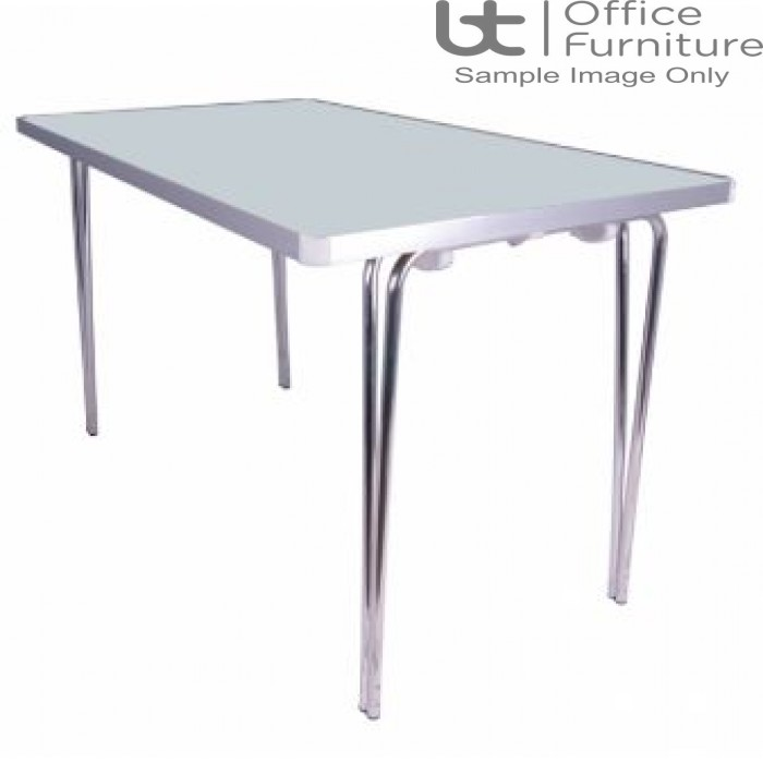 Economy Dining/Cafeteria/Canteen Folding Tables Width 1220mm