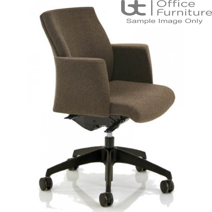 Verco Executive Seating - Verve2 Low Back Task Chair with Arms