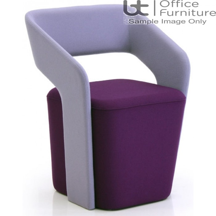 Verco Soft Seating - Wait Single Upholstered Tub Chair