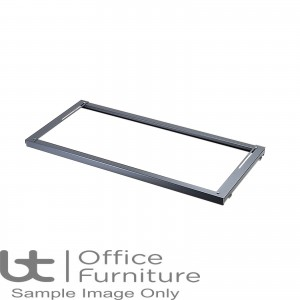 DS -  Lateral filing frame internal fitment for DS systems storage - graphite grey