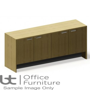 Aston credenza Unit with Two or Four Doors and One or Two Adjustable Shelves