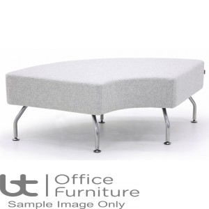 Verco Soft Seating - Brix 90 Degree Curved Single Unit