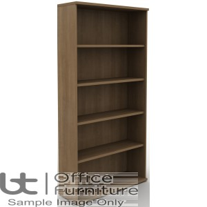 MB Storage Solutions -  Open Bookcase Range 800mm Wide High