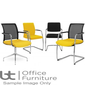 Elite Meeting Chairs - Moda Meeting & Conference Chairs