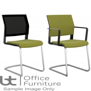 Elite meeting Chairs - i-Sit Cantilever Meeting Chairs