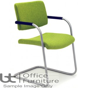 Verco Visitor Seating - Mix Medium Back Stacking Armchair