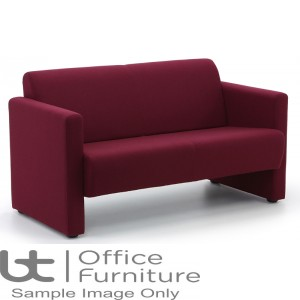 Verco Soft seating - Sienna Medium Back Two Seater Settee