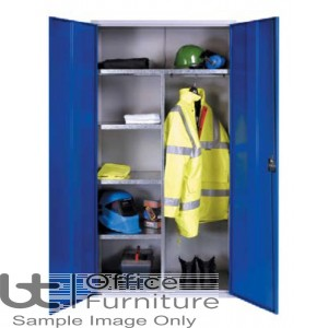 PPE Clothing and Equipment Cabinet