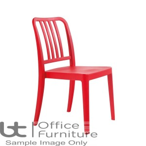 ZP ROCK Side Chair – Red