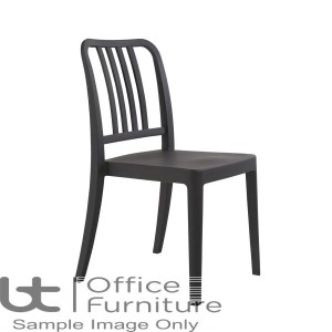 ZP ROCK Side Chair – Anthracite