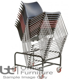 Verco Visitor / Conference Seating - Sting Trolley